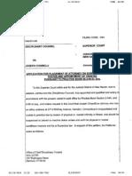 Disciplinary Counsel v. Joseph Chiarelli