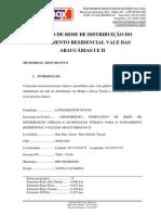 Memorial - Loteamento Residencial Vale Das Araucarias