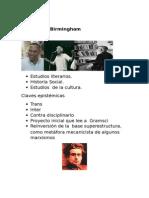 Apuntes de Clases Estudios Culturales