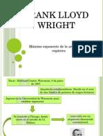 Frank Lloyd Wright vida y obras