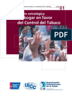 Planificación Estratégica para el Control del Tabaco