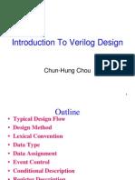 Introduction to Verilog Design