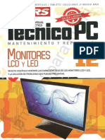 12 - Monitores LCD y LED