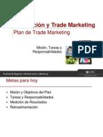 Semana 13 - Plan de Trade Marketing