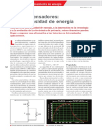 Ultracapacitores Tecnica e Instrumentación