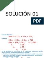 SOLUCIÓN 01