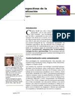 Cinco Perspectivas de La Contextualizacion- Carlos Van Engen- 5contextuales