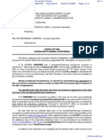 Rural Health Plans Initiative (RHPI) v. AIG Life Insurance Company - Document No. 6