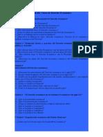 Guia de Examen Ordinario Derecho Económico 2015