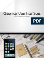 EAD Lecture - Graphical User Interfaces
