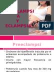 Preclamsia Eclampsia