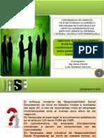 RSE presentación