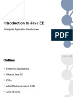 EAD Lecture1.2 - Introduction to Java EE