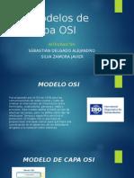 Modelos de Capa OSI