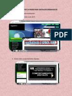 Recorrido Por La Pagina Web Digital2015