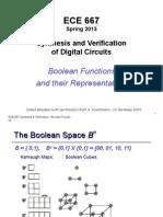 Ece667 LSyn Boolean