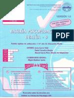 evalua 9