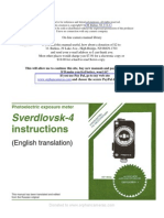 Sverdlovsk-4 Manual (English Version 2008)