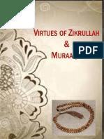 Virtues of Zikrullah & Muraaqabah