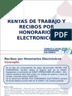RECIBOS ELECTRÓNICOS