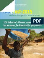 100 datos en 14 temas, conectando a las personas, la alimentación y el planeta