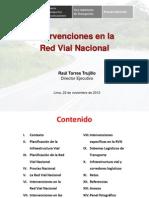 Red Vial Peru