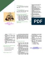 Gizi Seimbang Leaflet