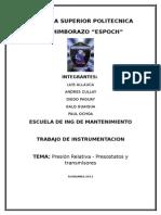 Presinrelativa Presostatosytransmisoresinstrumentacion 131213101415 Phpapp02