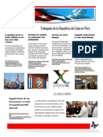 Boletín Cuba de Verdad Nº 96-2015