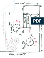 Field Notes - Property visit