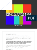 Colors That Sell