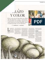 Trazo y color (entrevista a Sheila Alvarado)