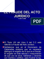 El Fraude Del Acto Juridico 11