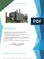 Prueba de Factor de Potencia (FP)