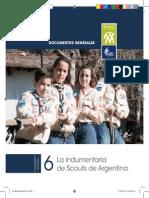 Documento Gral 6 La Indumentaria de SAAC