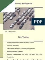 00 Inventory Management