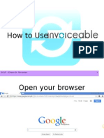 How to Use Invoiceable