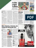 La Gazzetta dello Sport 11-07-2015 - Calcio Lega Pro