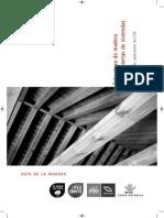 Estructura de Madera Para Cubiertas de Vivienda