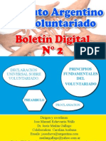 Boletin Voluntariado N° 2