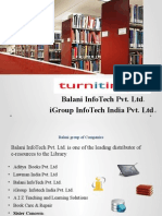 Turnitin Introduction