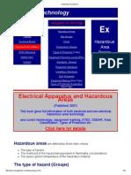 Hazardous Area Basics