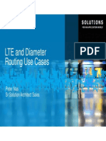 LTE Roaming DRA Traffix