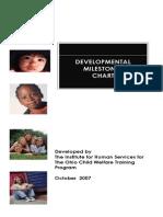 Development Chart for Booklet