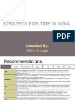 Tide Project