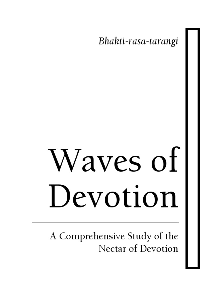 Waves of Devotion | Religion And Belief | Philosophical Science