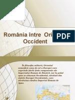 Romania in Orient