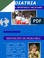1 PEDIATRIA CONCEPTO Y RELACIONES.ppt
