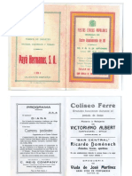 1931 - Libro Oficial de Fiestas de Moros y Cristianos de Ibi