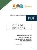 Guia de Drogas Ecuador Abril 2007
